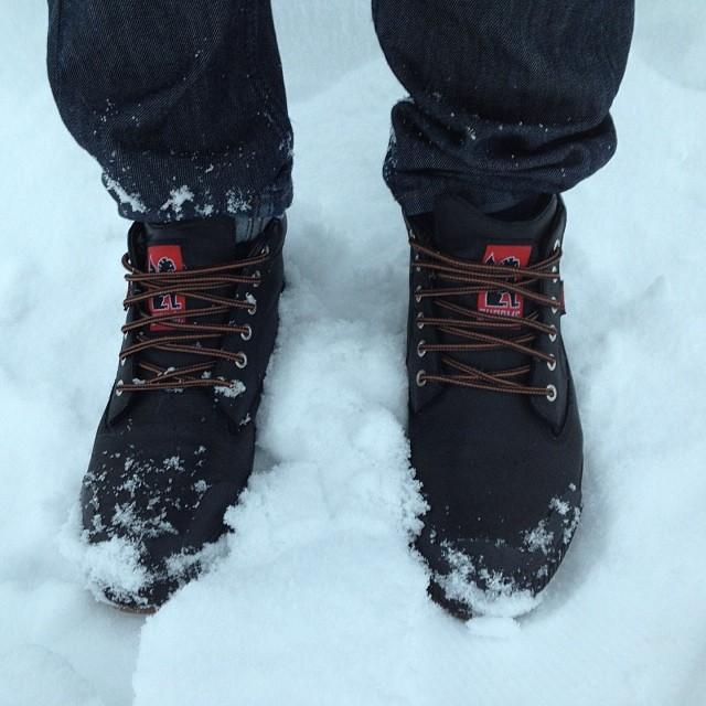 chrome snow