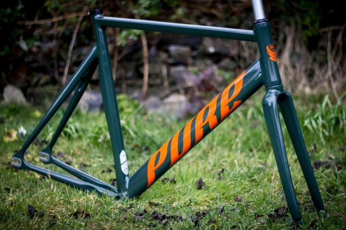 pure fix keirin pro orange green 1
