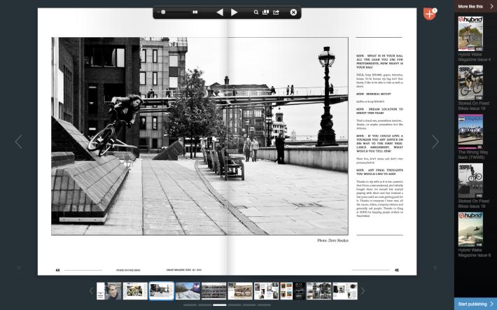 Dave Noakes Photographer Stoked on Fixed Bikes Magazine 3